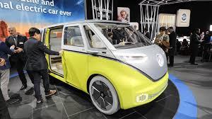 volkswagen concept 2017 volkswagen i d buzz concept detroit 2017 motor1 com photos
