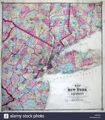 Long Island New York Map by 1867 Beers Map Of New York City And Vicinity Westchester Long