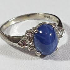 star sapphires rings images Best vintage star sapphire rings products on wanelo jpg