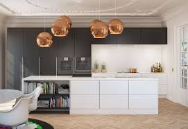 u series black oak by uno form fitted kitchens design at