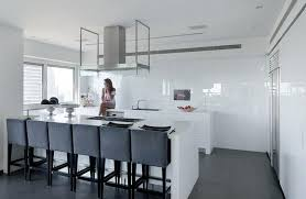 white kitchen island with stools bar stools in white kitchen white and gray kitchen cabinets white