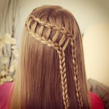 long hair with braids easy braided hairstyles for long hair step