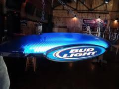 bud light pool table light lotnut
