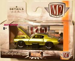 matchbox chevy silverado ss m2 machines 2017 auto mods 1968 chevrolet camaro ss 350 am06
