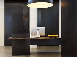 Custom Made Reception Desk Made Metal Modern Industrial Plate Steel Reception Desk