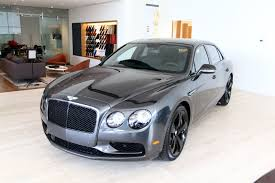 bentley flying spur interior 2016 2018 bentley flying spur w12 s stock 8n066403 for sale near