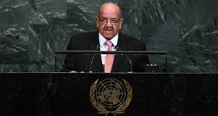 si e de l onu york un ministro argelino acusa a marruecos de lavar en áfrica el dinero