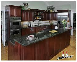 Photos Of Kitchens With Cherry Cabinets Kitchen Cherry Wood Cabinets Kitchen And Best Light Cherry