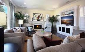Living Room Furniture Arrangement With Fireplace How To Arrange Living Room Furniture With Fireplace And Tv For