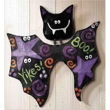 halloween bat door decoration happy holidayware