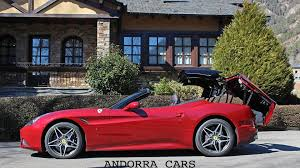 Ferrari California T Interior Ferrari California T Red Colour 20 Photo In Andorra All Andorra