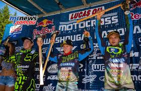 ama motocross 250 results roczen and tomac share washougal wins mcnews com au