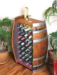Oak Wine Cabinet Sale Wine Rack Wine Barrel Wine Rack Plans Wine Barrel Table Rack
