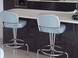 blue bar stools kitchen furniture 16 best diner kitchen stools images on diner