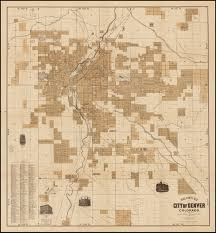 Zip Code Map Denver by Denver Metro Map Early 20th C Urban Mapping Pinterest