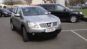 2009 nissan qashqai 1 5 dci start up engine full tour youtube
