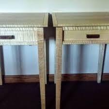 Shaker Style Nightstand Custom Nightstands Handmade Bedside Tables Custommade Com