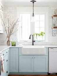 Blue Kitchen Sink Behance