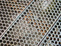 18 dollar floor metal grate photos by kate edson log