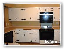 Refacing Cabinets Before And After Showplace Renew Cabinet Refacing Before And After Gallery
