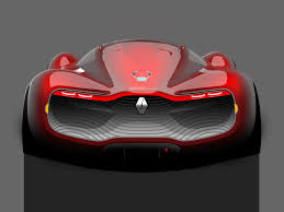renault supercar renault dezir concept automotive rendering pinterest cars