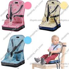 Bag High Chair Portable Folding Baby Child Kid Toddler Infant Boy Travel