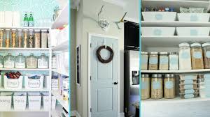diy shabby chic style pantry organization ideas home decor