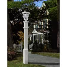 outdoor light post fixtures amazon com sturbridge 5