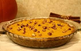 pumpkin pie create n plate