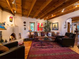 gorgeous art filled adobe lush private ga vrbo