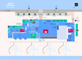 terminal floor plan airport avalon airport