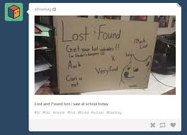 Lost Doge Meme - lost and found doge know your meme