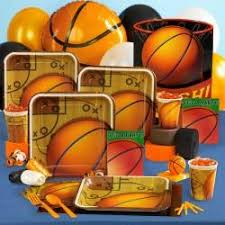 basketball party supplies basketball birthday party supplies partyelf children s theme