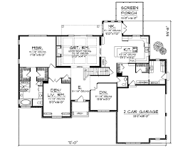French Cottage Floor Plans Timeless Country French Home Plan 89061ah Architectural