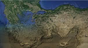 Turkey Greece Map by Turkey U0026 Greece Faith U0026 Heritage Tours