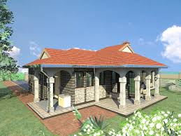 5 bedroom bungalow house plans in kenya deluxe 3 bedroom