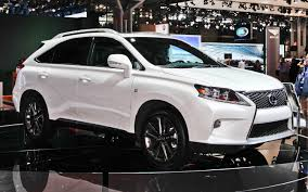 lexus es 350 for sale in nigeria 2013 lexus rx 350 f sport 2012 new york auto show automobile