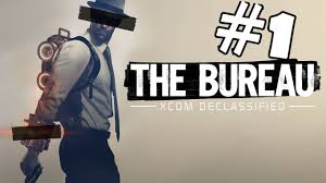 the bureau ps3 the bureau xcom declassified walkthrough part 1 gameplay review