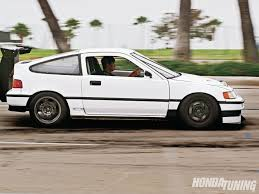 Honda Crx 1987 Honda Crx Features News Photos And Reviews Page2