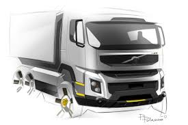volvo new logo volvo trucks u0027 new fmx design