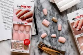 kiss impress gel manicure review