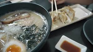 Select Comfort Stock Restaurant Select Food From A Buffet Burmese Cuisine Stock Footage