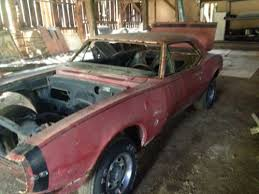 used 1967 camaro parts purchase used 1967 chevy camaro rs ss barn find comes with
