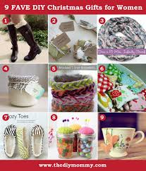 a handmade christmas diy gifts for women the diy mommy