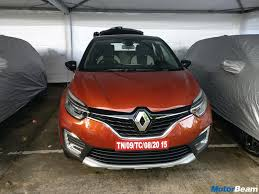 renault captur price india spec renault captur officially unveiled bookings open