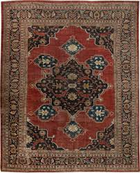 13x13 Area Rugs Sultanabad Rugs Allover Rugs By Dlb New York