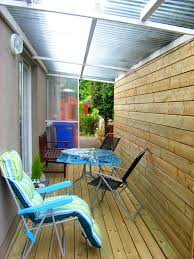 Transparent Patio Roof Canopies Carports Grange Ironcraft