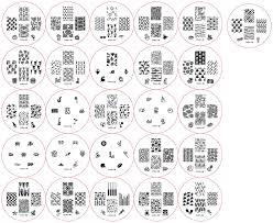 amazon com new 2012 cheeky set of 26 nail art nailart polish