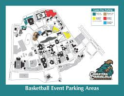 Daytona State College Campus Map by Goccusports Com Coastal Carolina Official Athletic Site