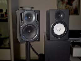 black friday studio monitors yamaha hs8 powered studio monitor musician u0027s friend